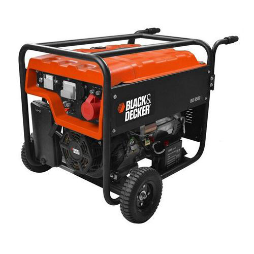 Генератор Black&Decker BD5500