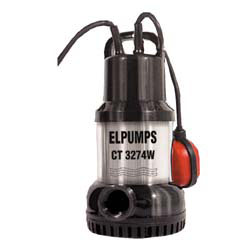 Насос Elpumps CT 3274W
