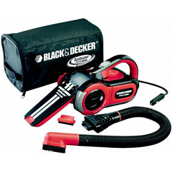 Автопылесос Black&Decker PAV 1205