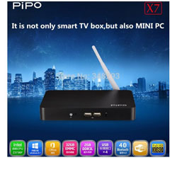 Windows TV Box PIPO X7