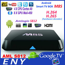 Android TV Box SerMax M8S Amlogic S812