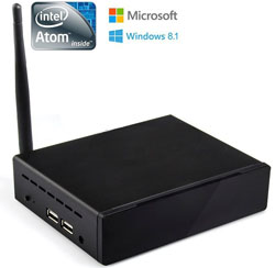 Windows TV Box SerMax PC001
