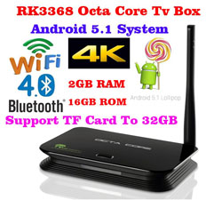 Android TV Box SerMax EKB368