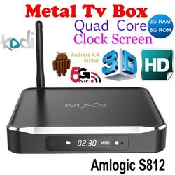 Android TV Box SerMax Eny EM10 (Amlogic S812 Quad Core)