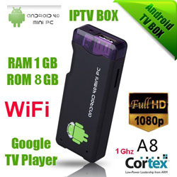 Mini PC SERMAX Android 4.0 WiFi MK802 (8 GB)