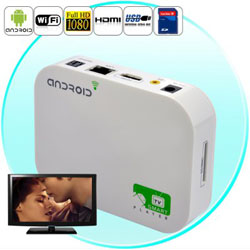 Mini PC SERMAX Android 4.0 - TV Smart Player WiFi
