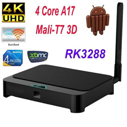 Android TV Box SerMax EKB328 (двухдиапазонная антенна)