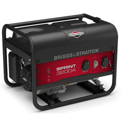 Генератор Briggs&Stratton Sprint 3200A