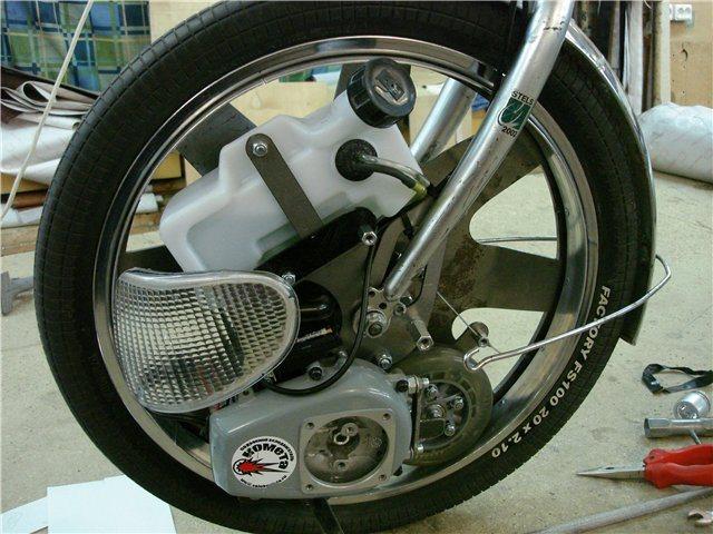 Электродвигатель на велосипед своими руками