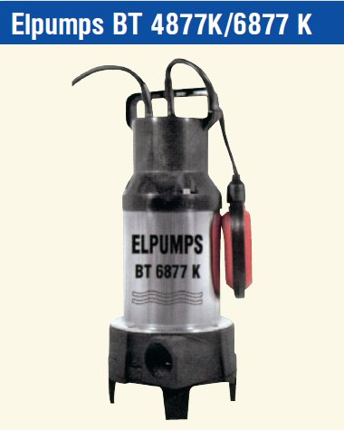 Elpumps BT 4877K/6877 K